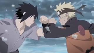 Naruto vs Sasuke Spectre [AMV]