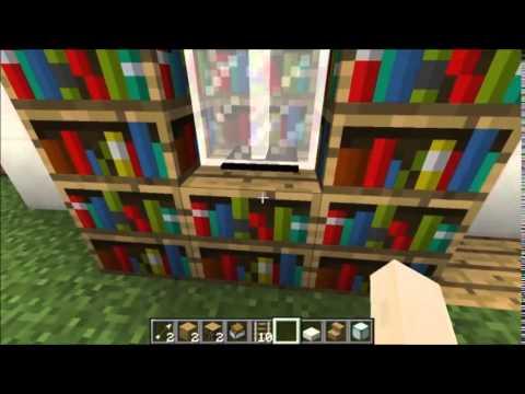 lets play minecraft orde van de lotus 60 de verboden boekenkast