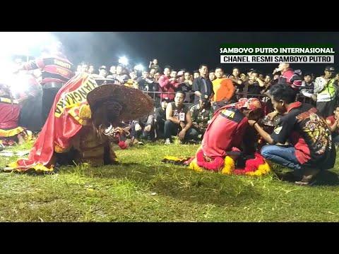 SAMBOYO PUTRO - Lagu Jaranan TITIP KANGEN Voc Mama Yayuk Live Manyaran KEDIRI