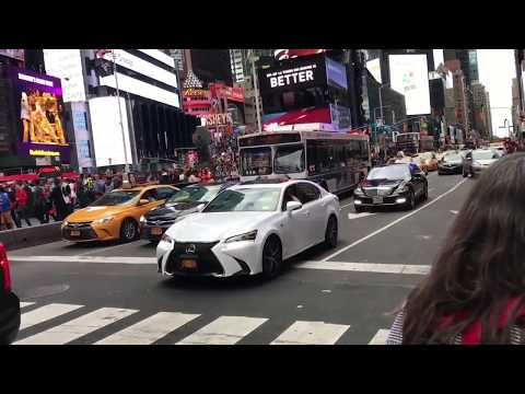 Famous Times Square & 42nd Street, NYC
