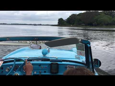 None - Driving Deborah Around Lake Dora