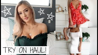 $600 PRINCESS POLLY TRY ON HAUL!
