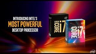 Intel i7 7800x Skylake-X Обзор, Разгон и Тестирование