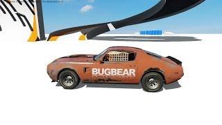 Next Car Game (FlatOut) Physics Descruction Derby - Bugbear Entertainment HD