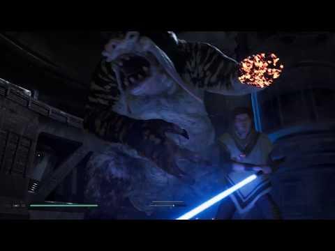 Jedi: Fallen Order - Rabid Jotaz Zeffo Miniboss (Jedi Grand Master/No Damage)