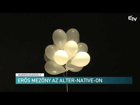 Erős mezőny az Alter-Native-on – Erdélyi Magyar Televízió