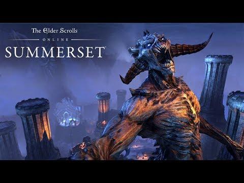 The Elder Scrolls Online - Official E3 2018 Trailer