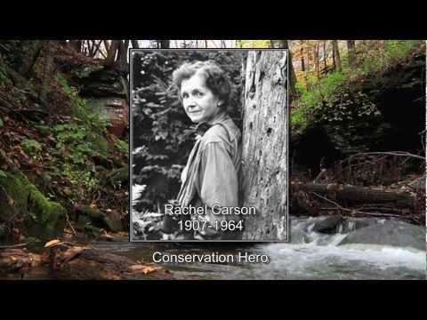 Rachel Carson-Conservation Hero