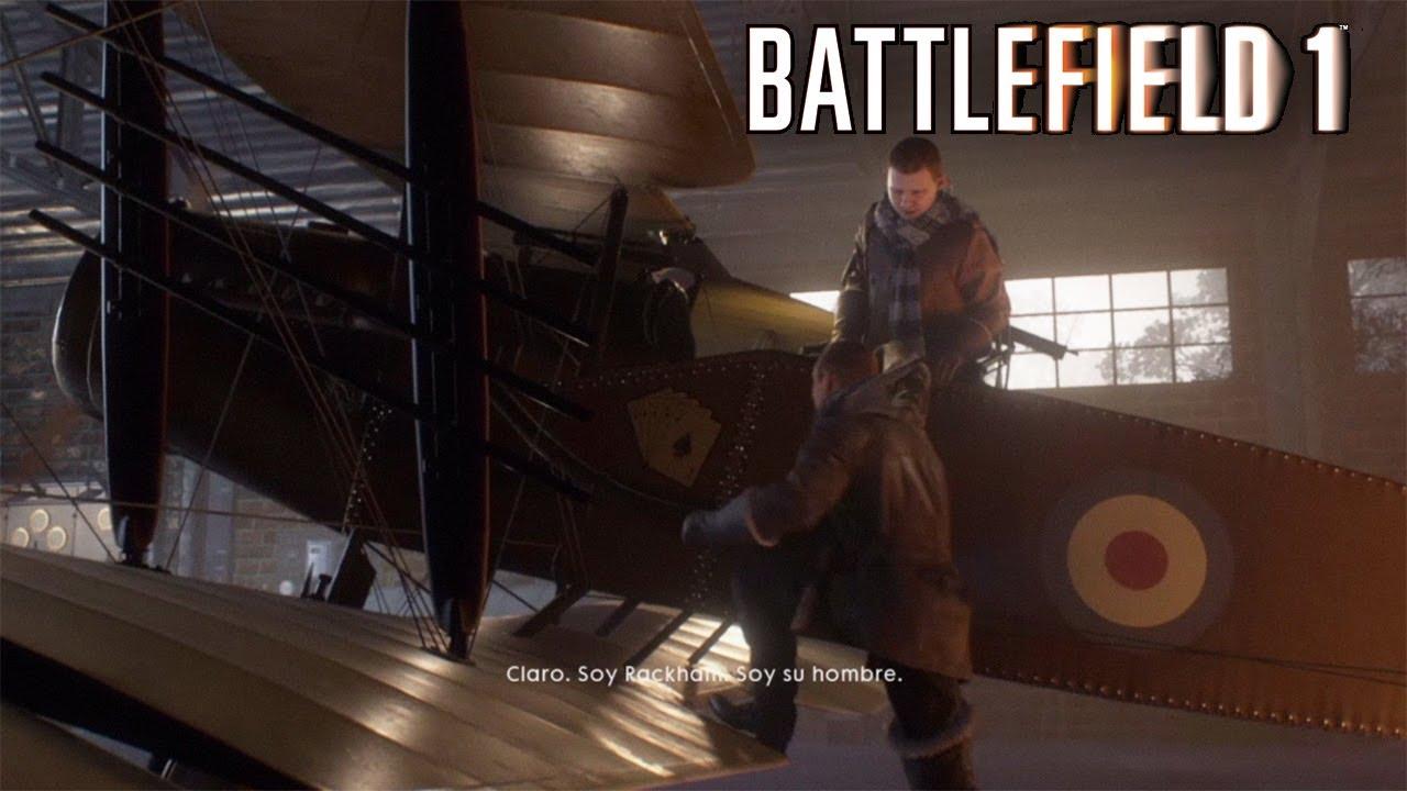 Battlefield 1 - Amigos en Altos Vuelos - Misión 1