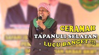 Download Ceramah Tapsel Lucu dan Menghibur - Ustd. H. Ali Nasir Lubis