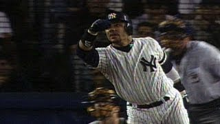 ALDS Gm2: Leyritz belts a walk-off homer in the 15th