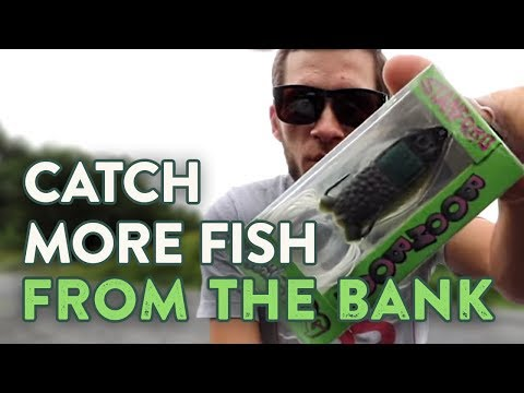 Bank Fishing Tips To Get More Bites And Land More Fish From Shore