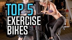Best Exercise Bikes in 2018 - Which Is The Best Exercise Bike?