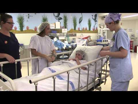 My Trip to Surgery - John Hunter Children's Hospital