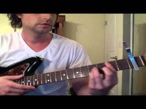 Guitar Lesson: \