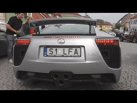 Ultimate Supercar Start Up Compilation - Best Exhaust Sounds!