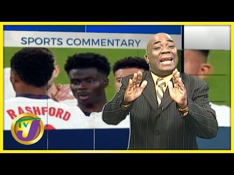 England vs Italy Finals   TVJ Sports Commentary 14 2021