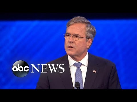 GOP Candidates Debate Women in the Military, Veterans