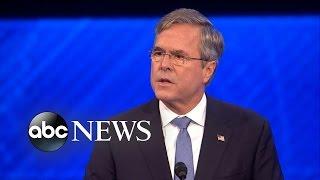 GOP Candidates Debate Women in the Military, Veterans