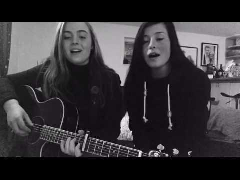 Stay - Zedd ft. Alessia Cara / ACOUSTIC Cover by Fanny Isabella & Wiona Frantzich