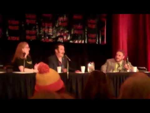 John RhysDavies and William Kircher at Cincinnati Comic ExpoComplete Panel