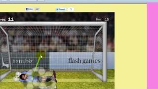 Ragdoll Goalkeeper /HD/ /1080p/