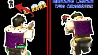 Roblox Indonesia | | 2 VS 1, WHO WILL WIN??? || Island Royale