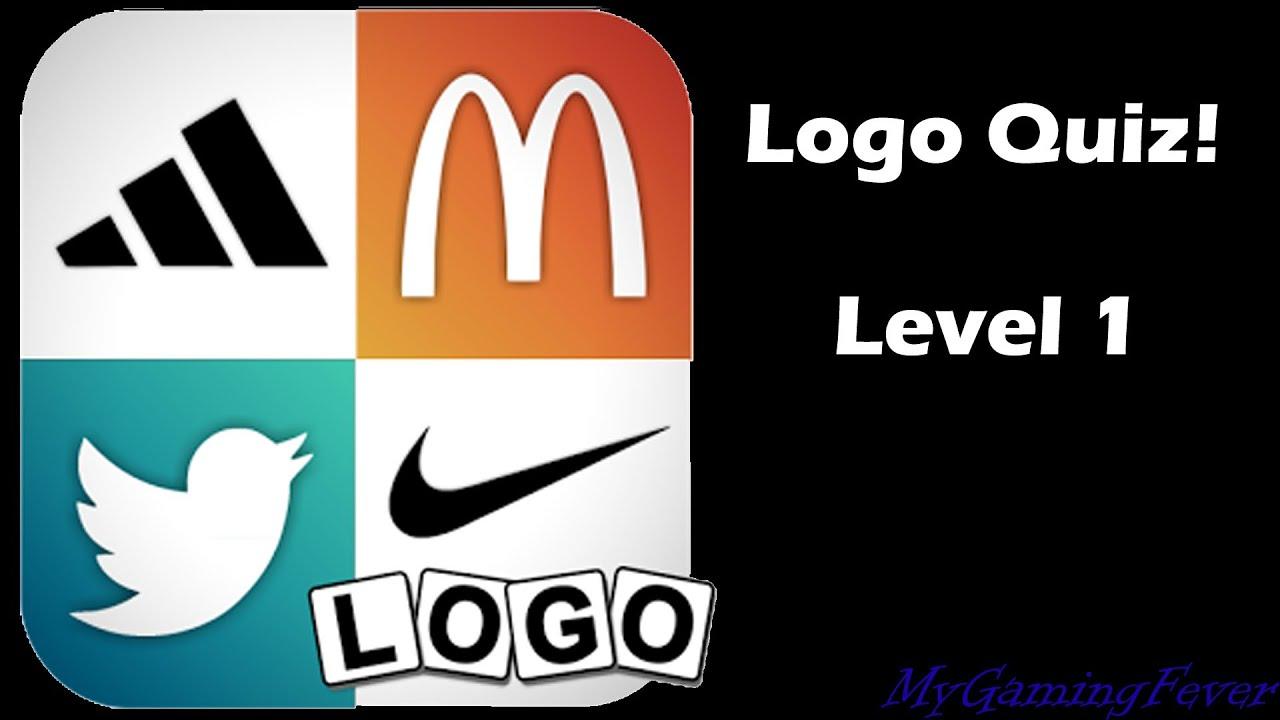 Logo Quiz Level 1 Answers Youtube