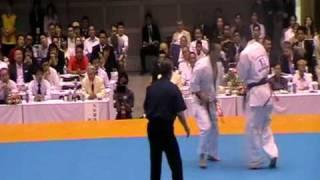 Zenjuro Mori vs Hiroyuki Kitachi