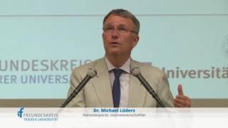Juni 2017-Michael Lüders: Interessante Hintergründe der CIA zu Syrien, Iran und Russland