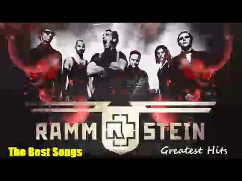 Rammstein Greatest Hits Full Album---The Best Songs Of Rammstein Nonstop Colection