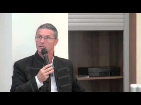 Dr Budai László Károly előadása Hódmezővásárhelyen