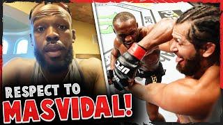 Reactions to Jorge Masvidal vs Kamaru Usman at UFC 251, Colby Covington reacts, Dana White on Khabib