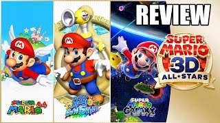 Super Mario 3D All-Stars Review - The Final Verdict (Video Game Video Review)