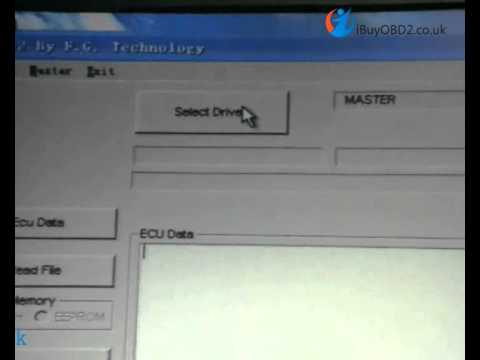 FGTech Galletto 2-Master With BDM Function Diagnostic & Programming Tool setup