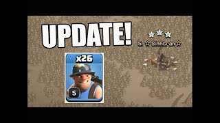 Miner Is Too Strong After Update Clash of Clans June 2018