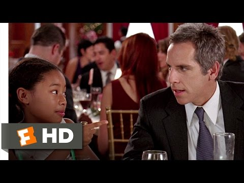 The Heartbreak Kid (1/9) Movie CLIP - The Kids' Table (2007) HD