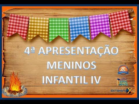Festa Junina 2018 - Apresentação Meninos Infantil IV