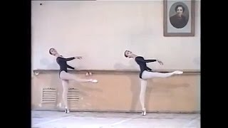 Video Svetlana Zakharova Graduation Exam (1996), Vaganova Academy download MP3, 3GP, MP4, WEBM, AVI, FLV April 2018
