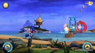 Обзор Angry Birds Transformers
