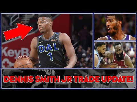 Dennis Smith JR To Suns, Magic, Or Pistons! Iman Shumpert DRAMA & Harden Passes Kobe! | NBA Rewind
