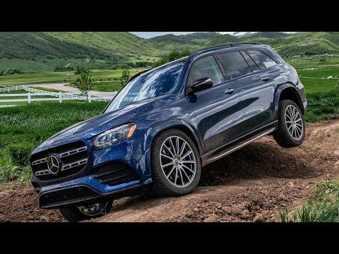 Mercedes GLS 2020 – Off-road Test Drive