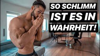 Die SCHATTENSEITEN des Natural Bodybuilding! | BROSEP