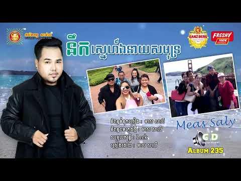 Noek Sneah Eh Neay Sakmut - Meas Saley [Official LYRIC TEASER ]