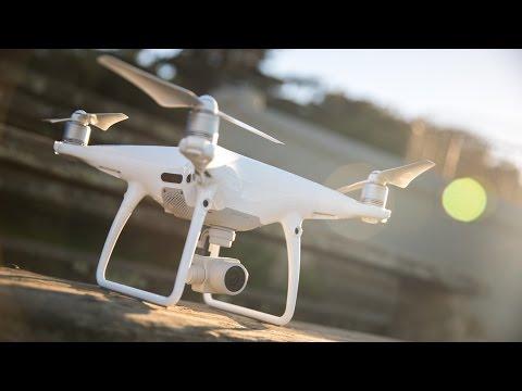 Tested: DJI Phantom 4 Pro Quadcopter Drone