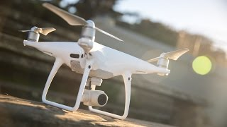 Tested: DJI Phantom 4 Pro Quadcopter Drone