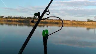 Река Кубань.Рыбалка. Сентябрь. Рыбалка, ловля на донку. fishing.