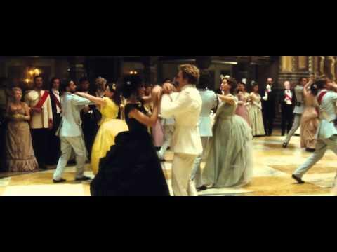 Anna Karenina 2012 - Anna and Alexey Vronsky dance scene (HD)