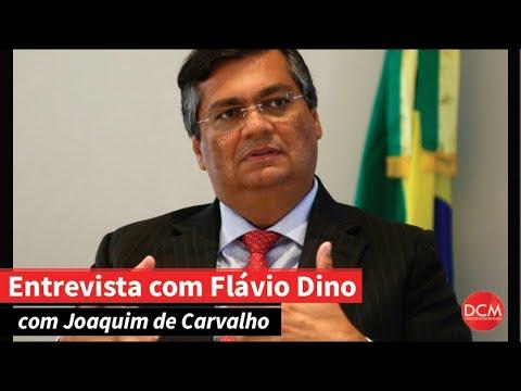 DCM entrevista o governador Flávio Dino