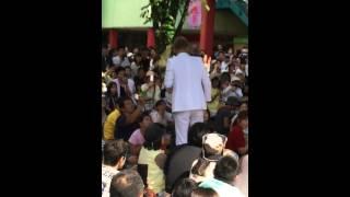 2015.5.17 本田圭佑?いや、じゅんいちダビッドソンがビナウォークに^ ^